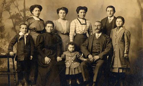 Hay familias, y famiglias