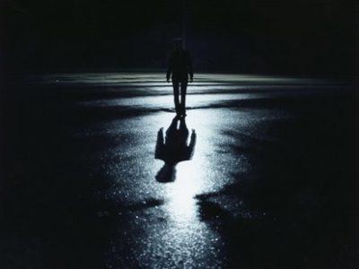 reflejo solitario